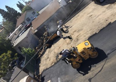 Asphalt Paving by SB Liberty Construction
