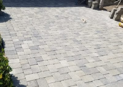 SB Liberty Construction Pavers